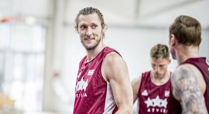 Latvijas izlase piedalīsies turnīrā par godu Igaunijas basketbola simtgadei