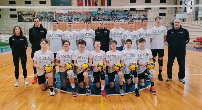 Latvijas U17 izlase sāk gatavošanos Eiropas čempionāta kvalifikācijai