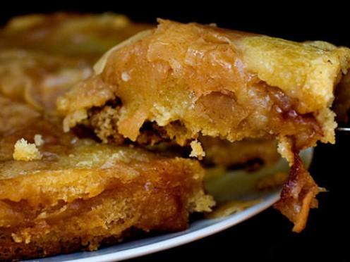 Āboļu pautu karraša - lielisks senlatviešu ēdiens