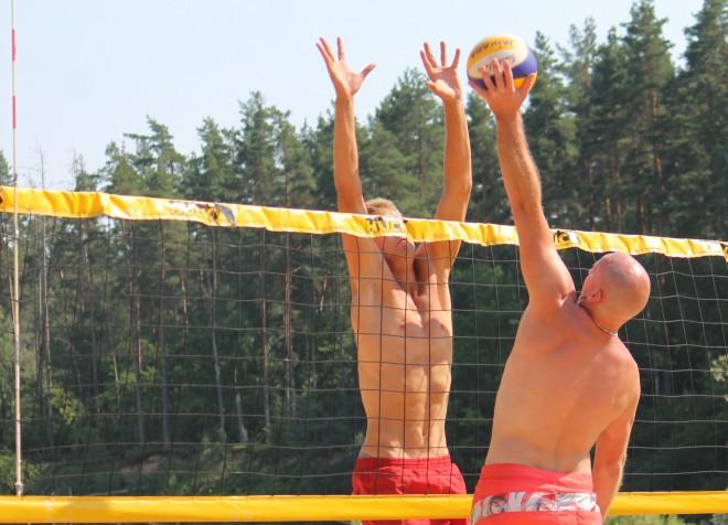 Sestdien Daliņos startē pludmales volejbola sezona