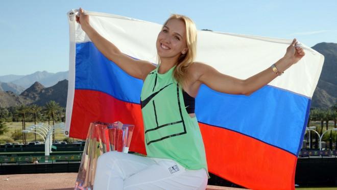 Vesņina vēl nav izlēmusi vai palīdzēs Krievijai Federāciju kausā pret Latviju