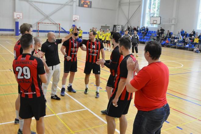 SynotTip handbola Virslīgas līdervienības aizvadīs izbraukuma spēles