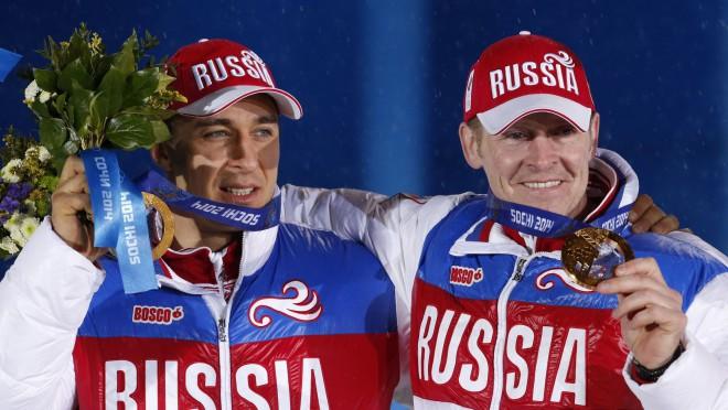 Soču dopings: diskvalificēts arī Zubkova stūmējs Vojevoda