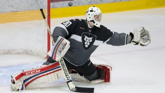 """""""Rīgas"""" hokejisti izcīna punktu, tomēr piekāpjas """"SKA-Varyagi"""""""