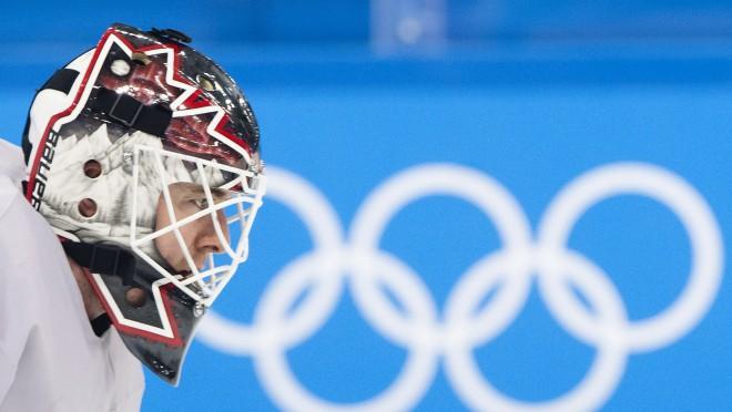 Kanādas hokejisti pēdējā pārbaudes spēlē tiek galā ar zviedriem