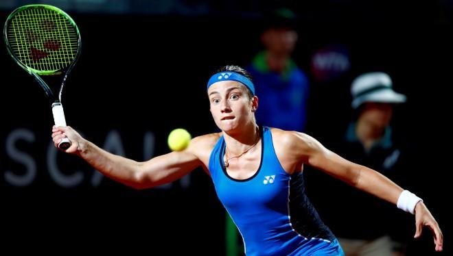 "Sevastova ceturto reizi zaudē ""French Open"" pirmajā kārtā"