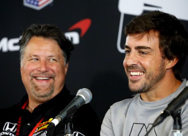 """Par """"Force India"""" īpašnieku varētu kļūt Maikls Andreti"""