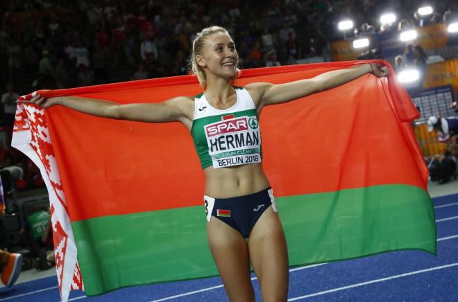 Gulijevs 200 metros triumfē arī Eiropā, jaunā Hermane uzvar 100 m/b