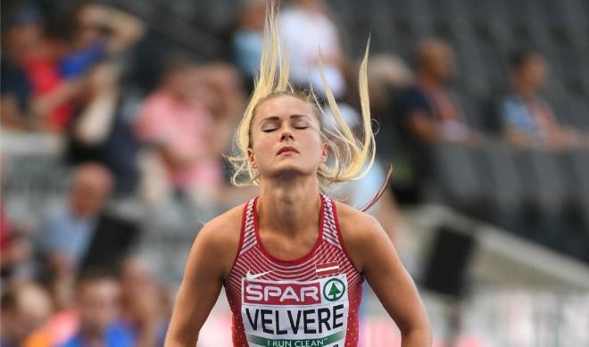 Velverei personīgais rekords, Čakšam bronza Itālijā