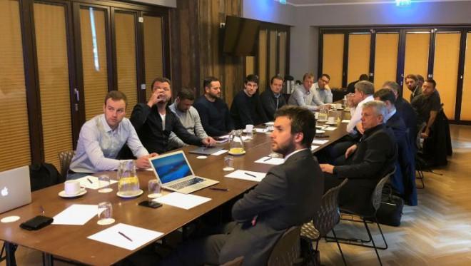 LFV prezentē Virslīgas stratēģiju, plāno futbola raidījumu veidošanu