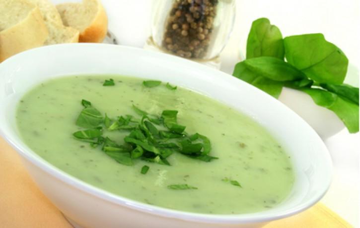 Vasaras zupu karaliene - aukstā zupa. 2. daļa, 4 receptes