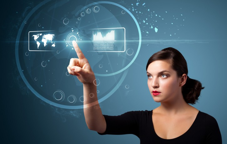 Sievietes tehnoloģijas nozarē