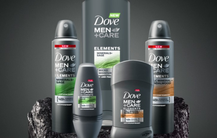 Dove iepazīstina ar jaunu, dabas iedvesmotu Men+Care  produktu sēriju