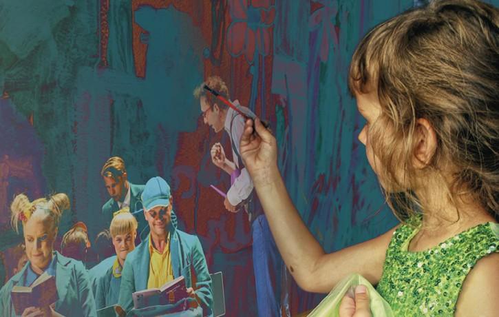 Dailes teātris tradicionāli aicina svinēt skolas sākumu