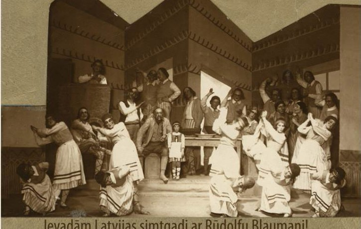 Teātra muzejs ievadīs Latvijas simtgadi ar Rūdolfu Blaumani