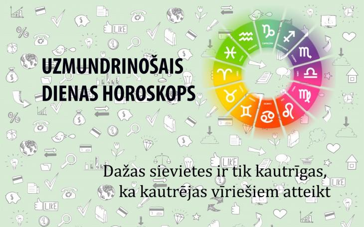 Horoskopi veiksmīgai šodienai, 20. jūnijam