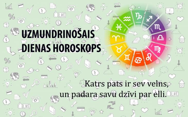 Horoskopi veiksmīgai dienai 22. maijam