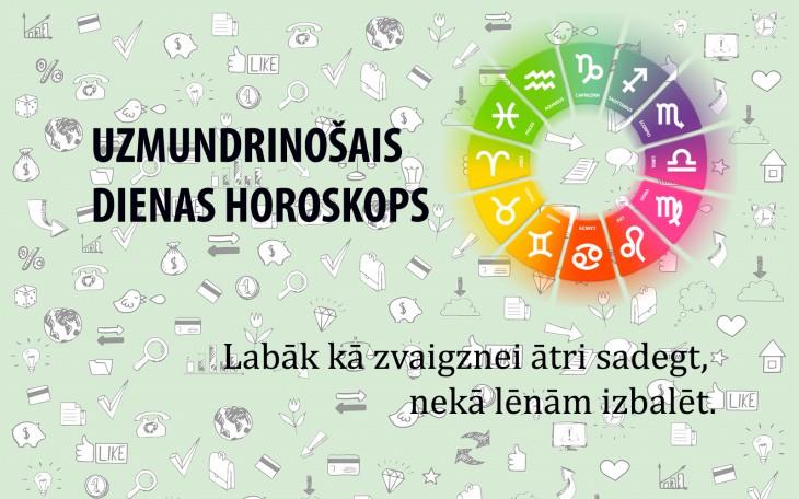 Uzmundrinošie horoskopi 26. februārim visām zodiaka zīmēm