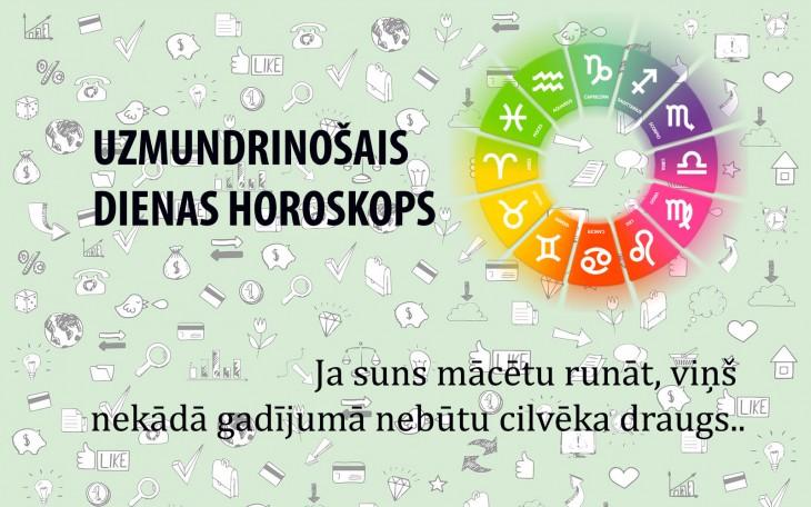 Uzmundrinošie horoskopi 24. martam visām zodiaka zīmēm
