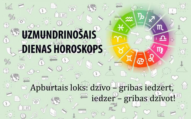 Uzmundrinošie horoskopi 26. martam visām zodiaka zīmēm