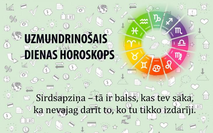 Uzmundrinošie horoskopi 7. aprīlim visām zodiaka zīmēm
