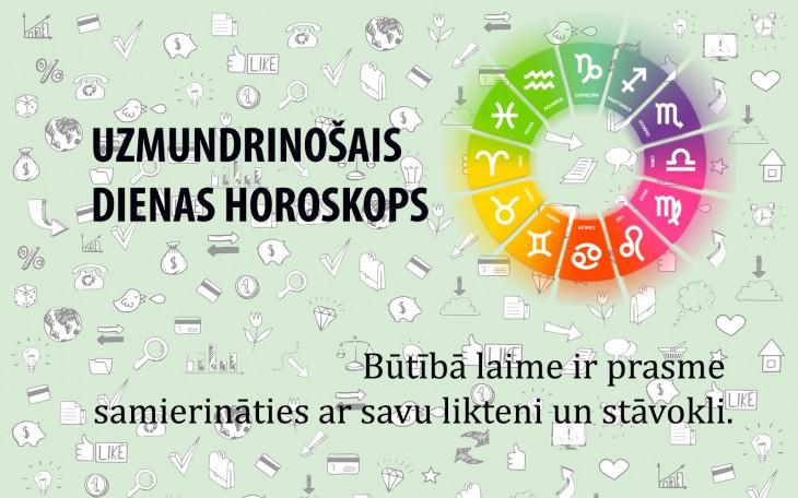 Uzmundrinošie horoskopi 23. aprīlim visām zodiaka zīmēm