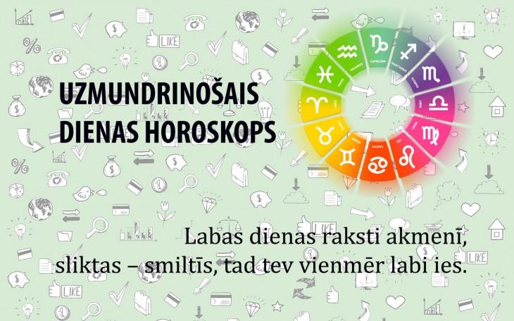 Uzmundrinošie horoskopi 25. aprīlim visām zodiaka zīmēm