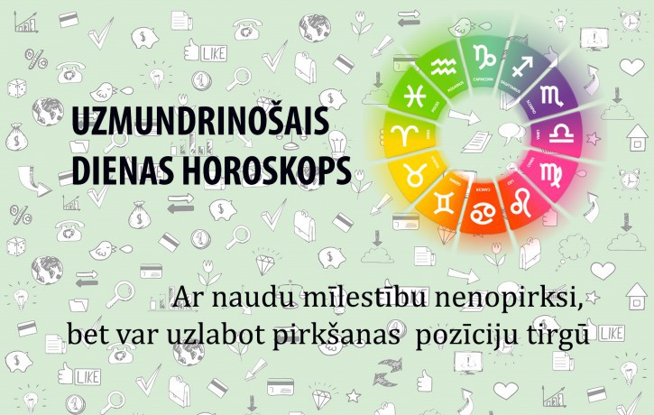 Horoskopi veiksmīgai dienai 1. jūnijam