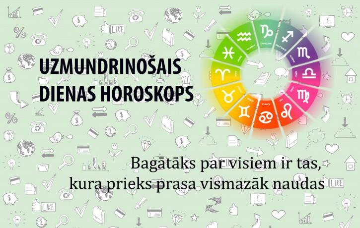 Horoskopi veiksmīgai šodienai, 11. jūnijam