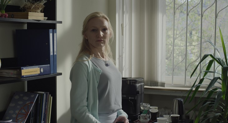 """Kopražojuma filmas """"Elpa marmorā"""" pirmizrāde Karlovi Varos"""