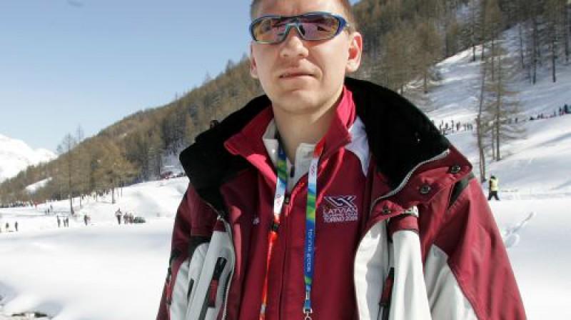 Gundars Upenieks Foto: Romāns Kokšarovs, Sporta Avīze, f64