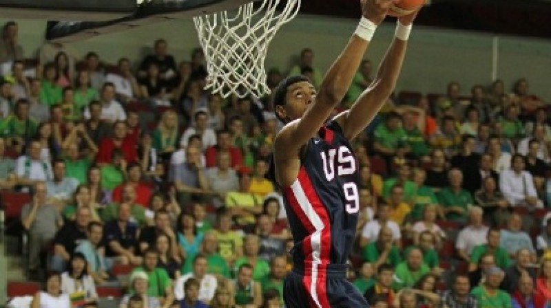 Džeremijs Lambs Foto: FIBA