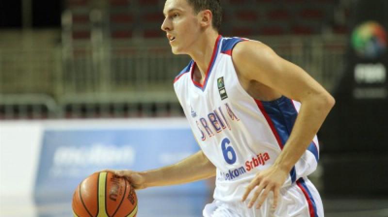 Petars Lambičs Foto: FIBA