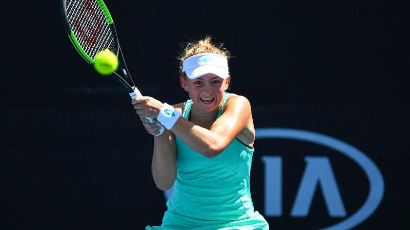 Daniela Vismane, Foto: Elizabeth Bai/Tennis Australia