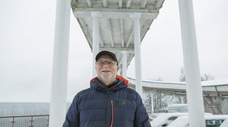 Dainis Dukurs. Foto: Dainis Ūlands/f64