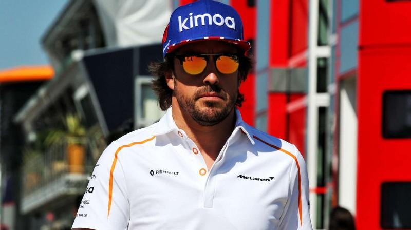 Fernando Alonso. Foto: McLaren Racing