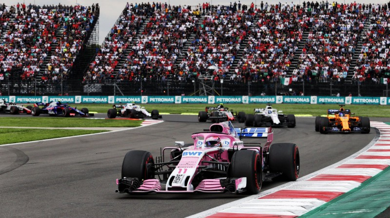 Foto: Racing Point Force India Formula One Team