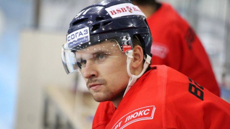 "Artūrs Gavruss. Foto: Minskas ""Dynamo"""