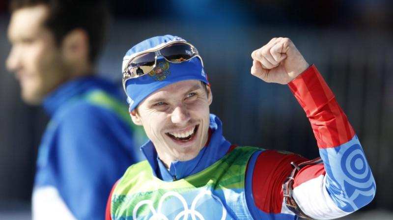 Jevgeņijs Ustjugovs. Foto: Reuters/Scanpix