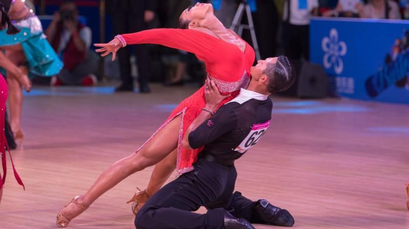 Foto: Helmut Roland / WDSF DanceSport