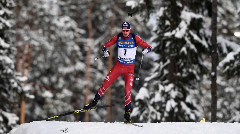 Andrejs Rastorgujevs 2019. gada pasaules čempionātā. Foto: Sputnik/Scanpix