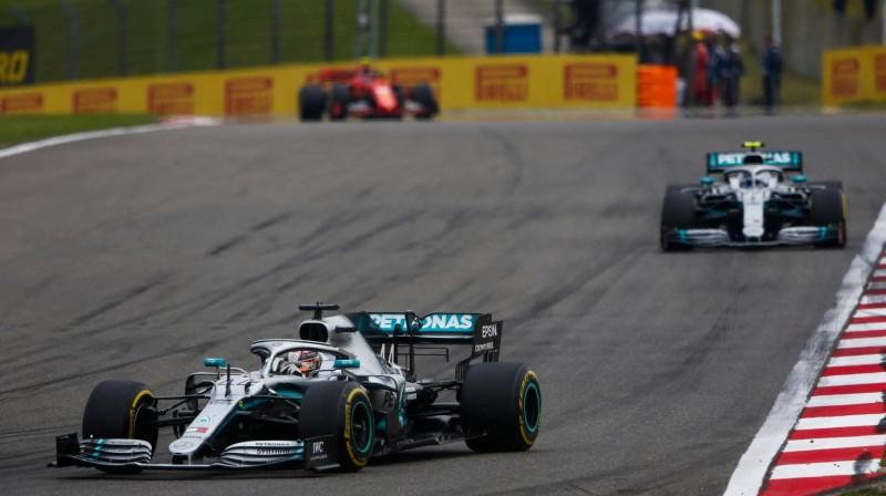 Foto: Mercedes-AMG Petronas Motorsport