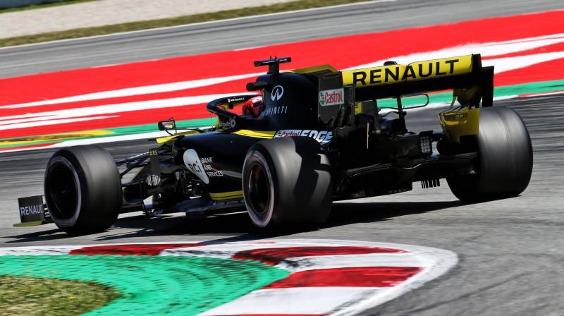 Foto: Renault F1 Team