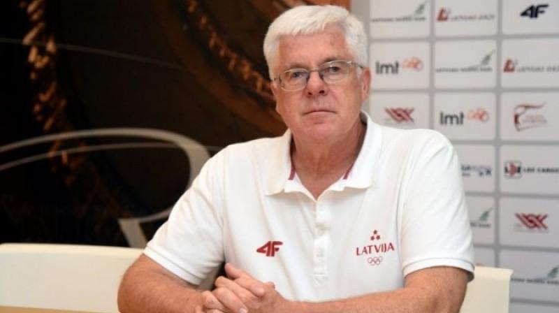 Aldons Vrubļevskis. Foto: olimpiade.lv