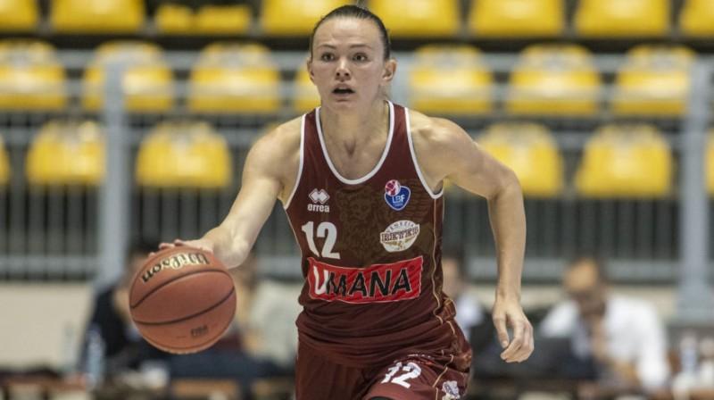 Anete Šteinberga. Foto: reyer.it