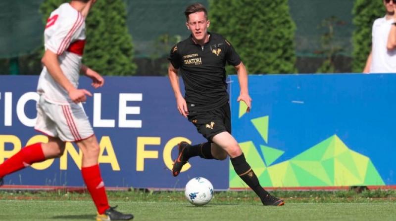 Aleksejs Saveļjevs. Foto: calciohellas.it