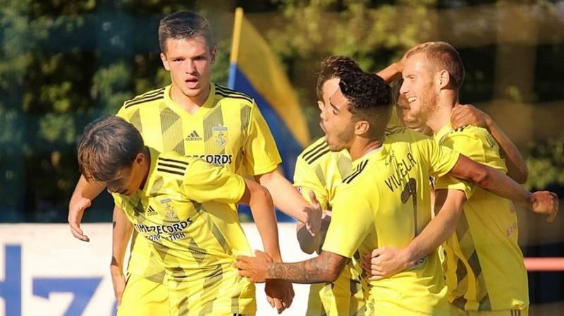 Foto: FK Ventspils