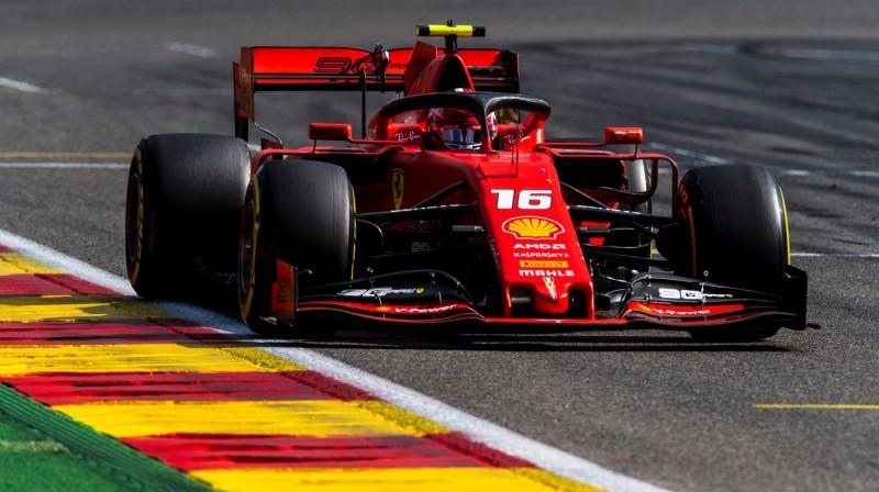 Šarls Leklērs. Foto: Scuderia Ferrari