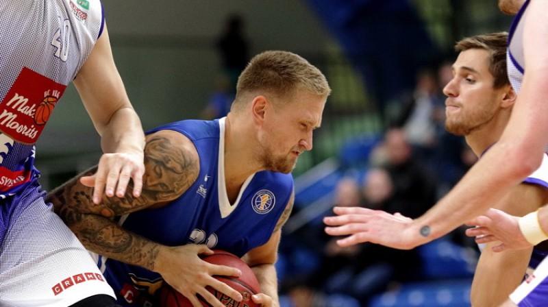 Aigars Šķēle. Foto: Siim Semiskar, basket.ee