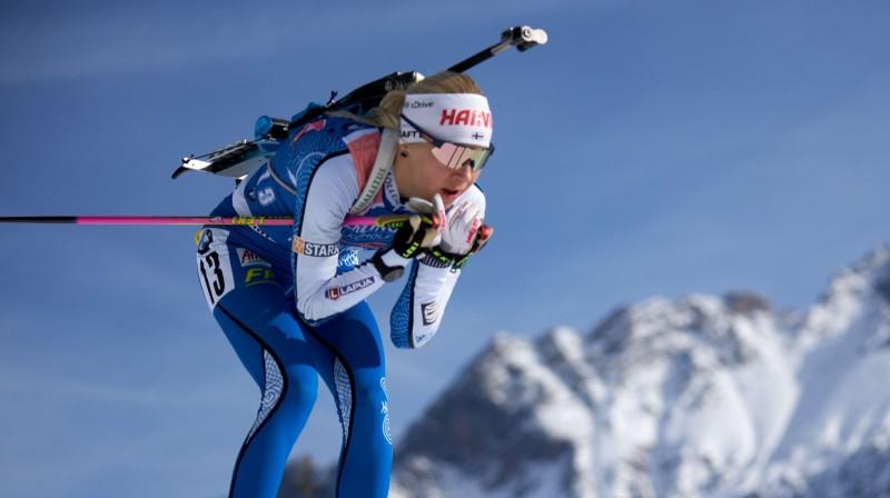 Kaisa Mekereinena. Foto: AFP/Scanpix